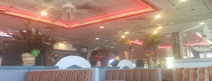 Sunrise Diner is one of Diners I want to go.