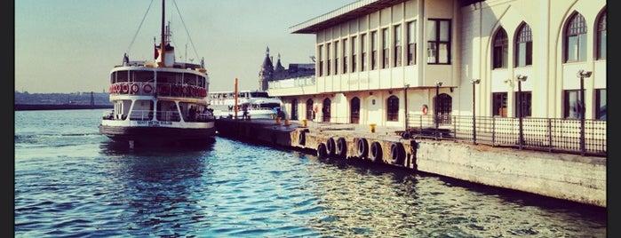 Kadıköy Sahili is one of İstanbulda gezeceğim 100 şey.