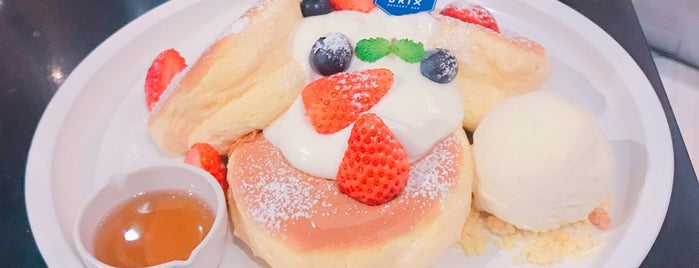BRIX Dessert Bar is one of Sweet and Cafe 💕🍰☕️.