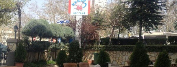 Kebap 44 is one of Top 10 dinner spots in Ankara, Türkiye.