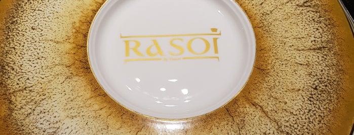 Rasoi by Vineet at Gulf hotel bahrain is one of Bahrain Best Restaurants & Cafes.