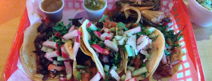 El Taco H is one of Must-visit Food in Grapevine.