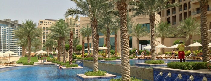 Fairmont The Palm is one of Hotels.
