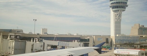 Philadelphia International Airport is one of Airports been to.