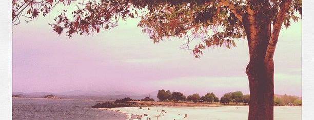 Lake Perris is one of David & Dana's LA BAR & EATS!.