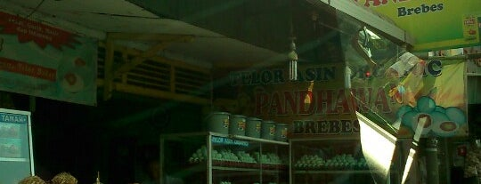 Telur Asin Pandawa is one of BREBES.