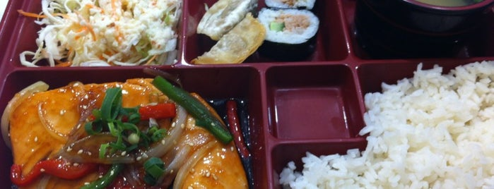 Sushi And Bento Box Japanese Restaurant is one of Japanese Restaurants in Adelaide.
