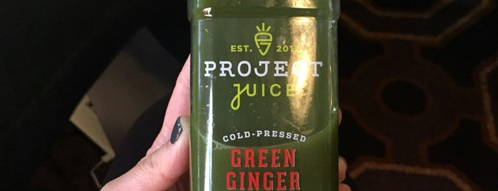 Project Juice is one of SF food.