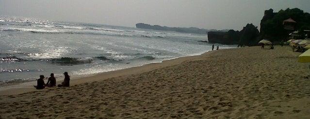 Pantai Indrayanti is one of Wisata Jateng DIY.