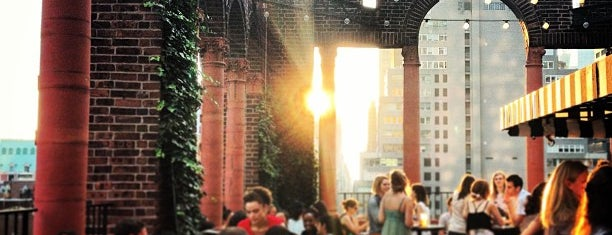 NYC's Best Patios, Rooftops, and Beer Gardens