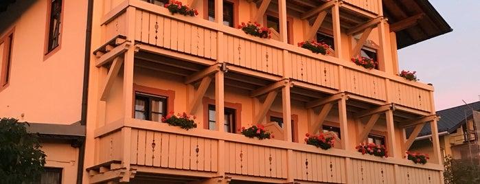 Hotel-Gasthof Drei Mohren is one of Garmisch.