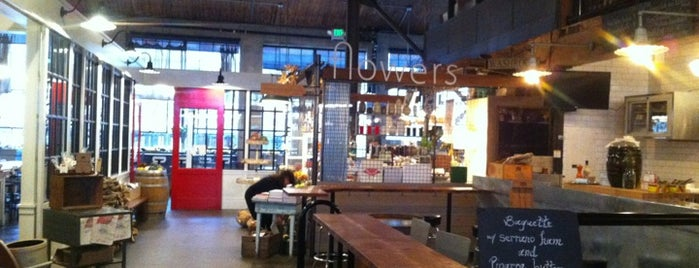 Melrose Market is one of Anthony Bourdain: The Layover.