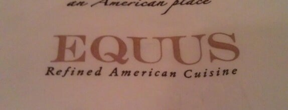 Equus is one of Urban Bourbon Trail.