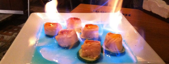 Ryori Sushi Lounge is one of Restaurantes ChefsClub: Fortaleza.
