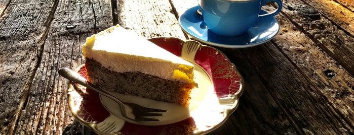 Kranhaus Café is one of Food & Fun - Berlin.