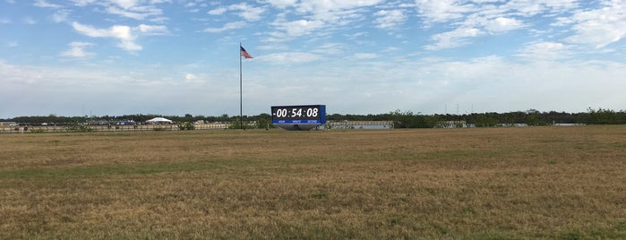Countdown Clock is one of NASA Locations Visited.