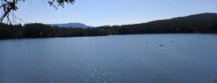 Moran State Park is one of Things to do in Washington.