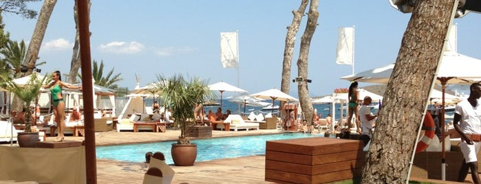 Nikki Beach is one of All-time favorites in Spain.