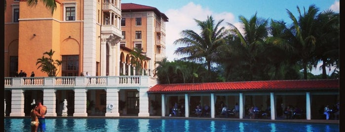 Biltmore Pool is one of Miami.