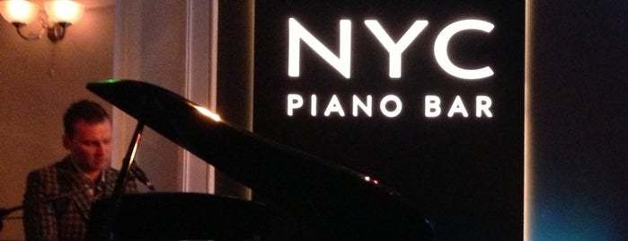 NYC Piano Bar is one of The Barman's bars in Tallinn.