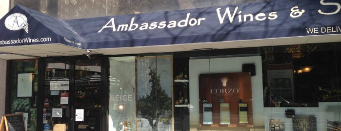 Ambassador Wines & Spirits is one of New York.