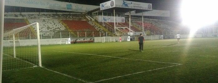 Beylerbeyi 75.Yıl Stadyumu is one of İstanbul Stadyum ve Futbol Sahaları.