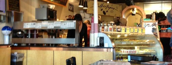 Coffeetopia is one of Best Coffee in Santa Cruz.