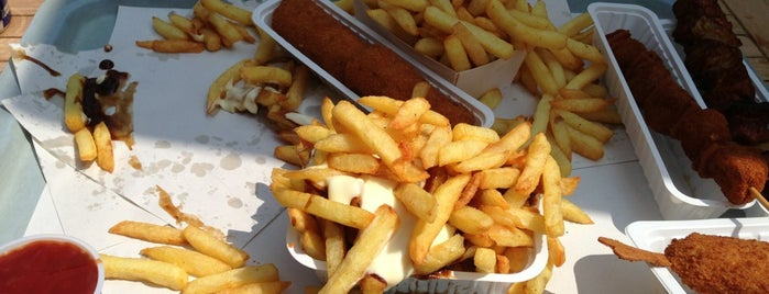 Frituur De Brug is one of Beste Frietkoten in België.