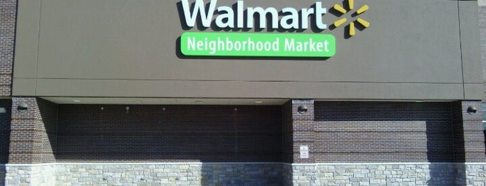 Walmart Neighborhood Market is one of Cralie 님이 좋아한 장소.