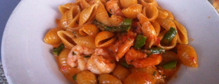 Pasta Pomodoro is one of Restaurants at Bay Street.