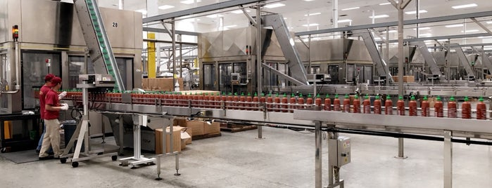 Huy Fong Foods Inc. is one of Nikki Kreuzer's Offbeat L.A..