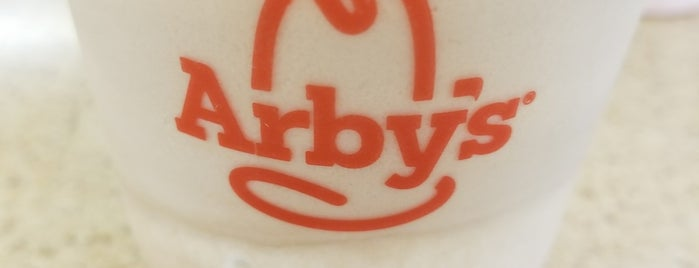Arby's is one of Favorite Food.