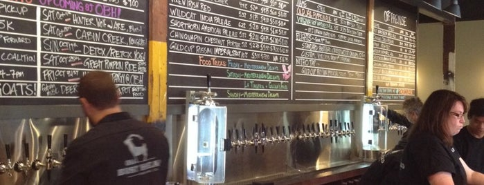 Old Bust Head Brewing Company is one of Drink!.