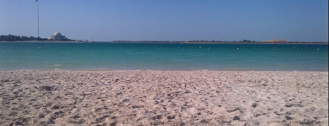 Corniche Public Beach is one of All-time favorites in United Arab Emirates.