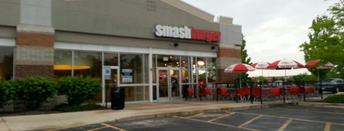 Smashburger is one of Local area.