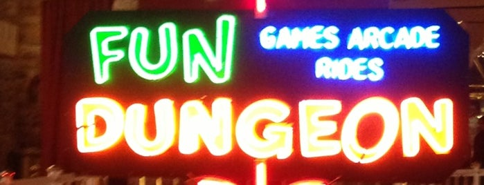 Fun Dungeon is one of Las vegas.