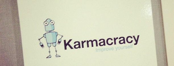 Karmacracy is one of C.M..