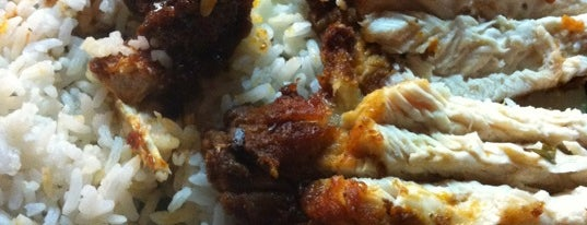 Nasi Lemak Famous is one of KL Cheap Eats.