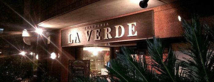 トラットリア・ラ・ヴェルデ is one of dog restaurant.