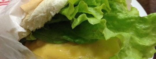 NECO BURGUER hamburgueria&cafe is one of P.F. Week.