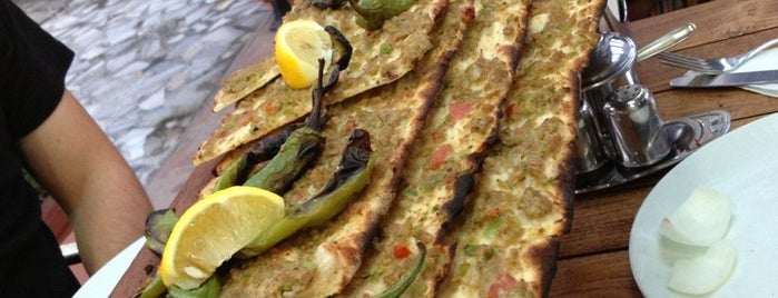 Konyalılar Etli Ekmek is one of Good food in town.