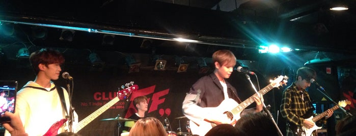 Club FF is one of 韓国旅.