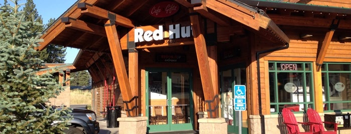 The Red Hut Café is one of Best Breakfast South Lake Tahoe.