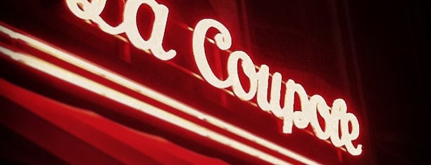 La Coupole is one of Paris, FR.