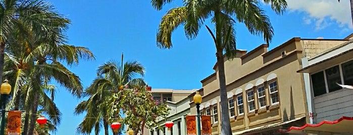 Kekaulike Mall is one of Chinatown - Honolulu.