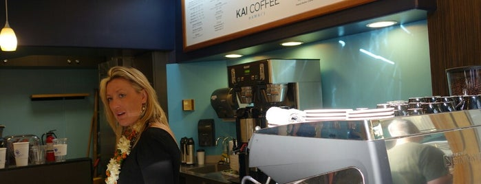 Kai Coffee Hawaii is one of My Pit Stops.