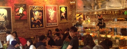 Cafe Lalo is one of NY Espresso.