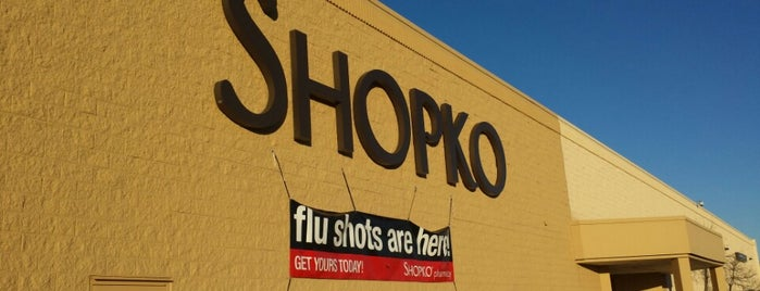 Shopko is one of My Faves.