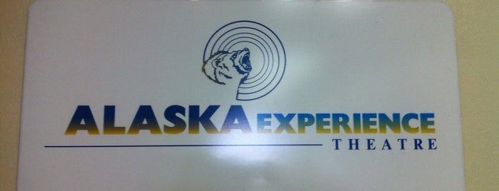 Alaska Experience Theatre is one of Anchorage, AK.