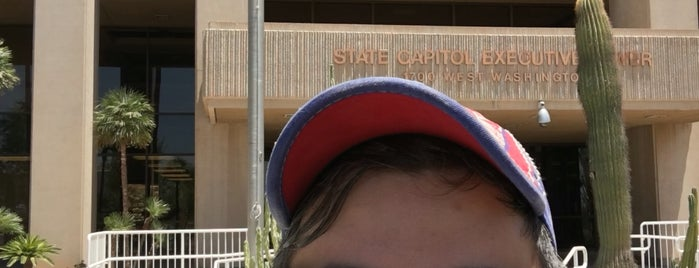 State of Arizona - Executive Tower is one of Landmarks of Interest for J-Students.
